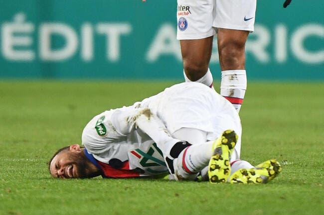 PSG : Neymar au bord du burn-out, il craque !