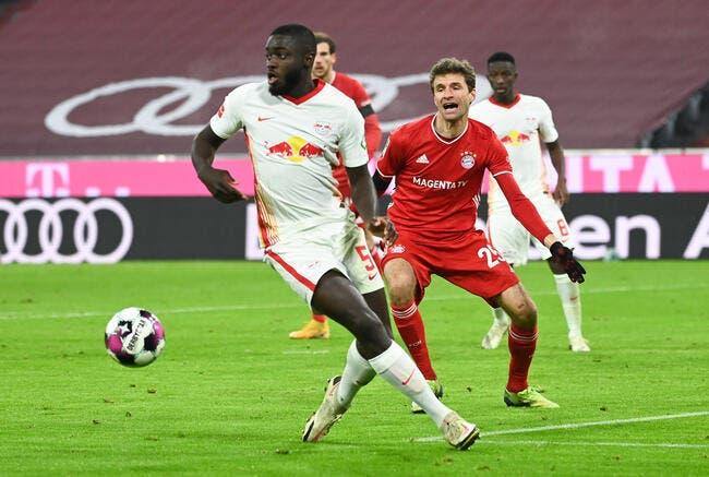 Mercato : Dayot Upamecano au Bayern Munich pour 40 ME !