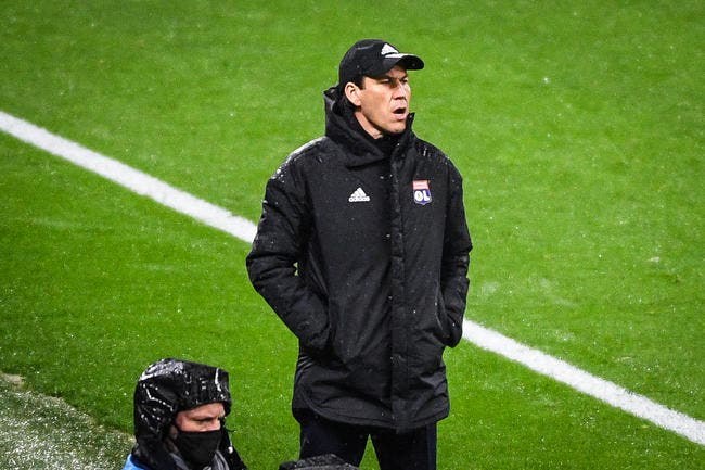 OL : Le PSG et Lille qui cartonnent, Rudi Garcia en rêve