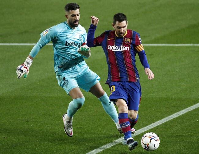 Esp : 5-1, le Barça envoie un message au PSG