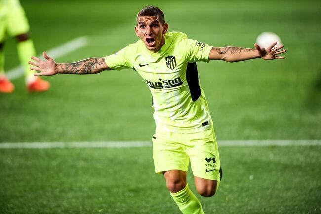Esp : L'Atlético Madrid repart en avant