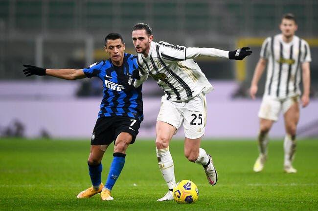 Ita: Le onze ou la porte, la Juve met la pression à Rabiot