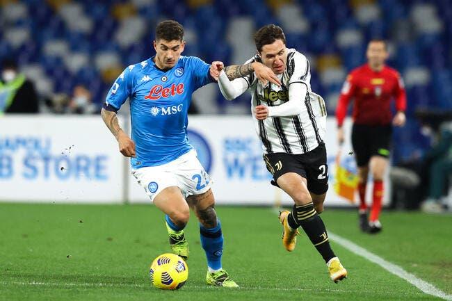 Ita : Naples fait tomber la Juventus !