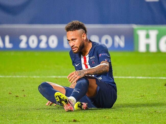PSG : Neymar ne sera jamais Cristiano Ronaldo ou Messi