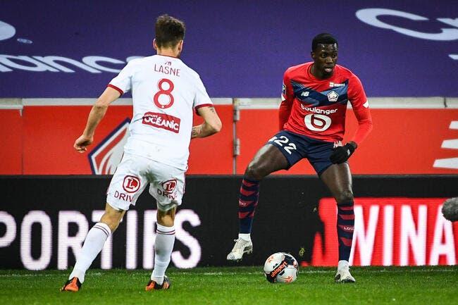 L1 : Lille lâche deux points, le PSG savoure