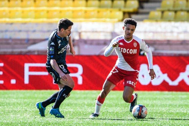 L1 : Ben Yedder sauve Monaco sur le gong !
