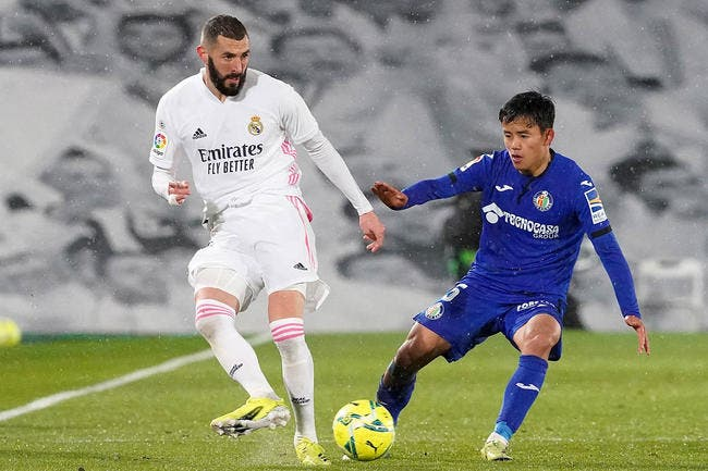 OL : Benzema ou Depay, la Juventus hésite