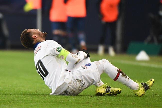 PSG : La fête ou le foot, Neymar doit choisir