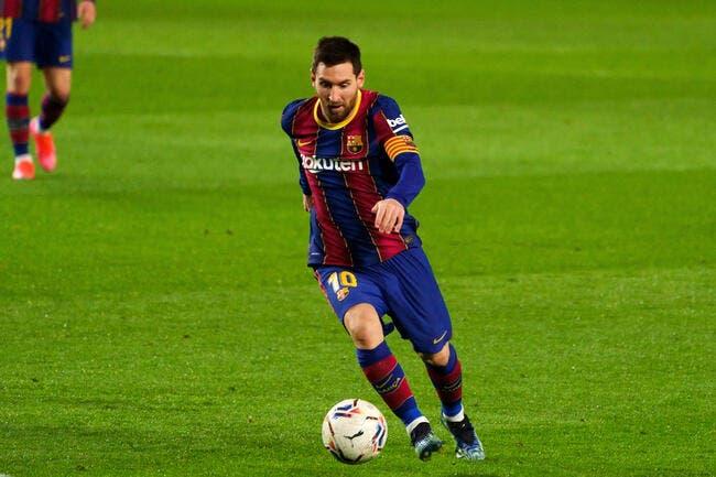 PSG : Messi est prêt à en découdre, Paris tremble