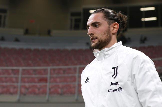 Mercato : Rabiot finalement en Premier League ?