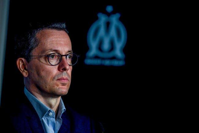 OM : Le maire de Marseille colle un avertissement à Eyraud