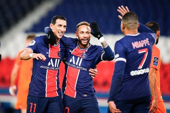 PSG : Djellit réduit Paris au néant sans Neymar