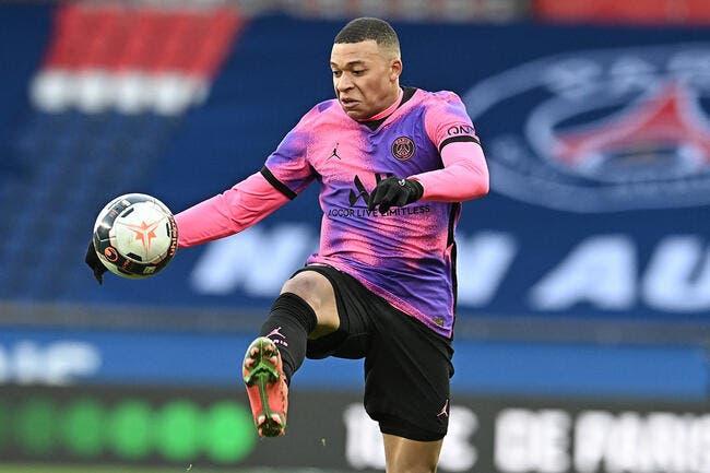 PSG : Mbappé va signer une prolongation XXS à Paris !