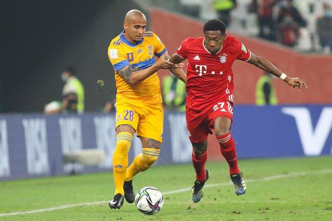 Bundesliga : Alaba officialise son départ du Bayern