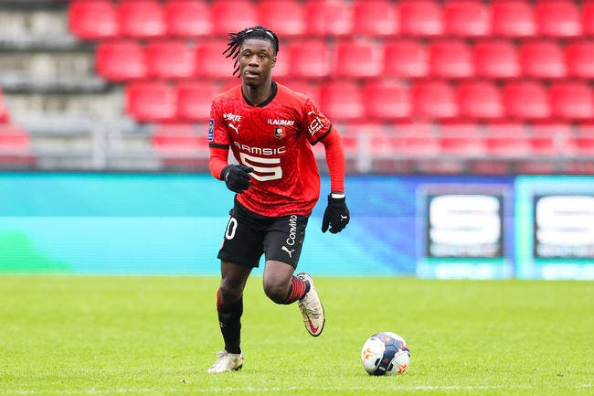 Rennes : Camavinga prêt à recaler le Real ?