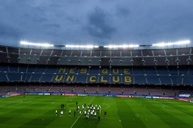 LdC : Barça-PSG : les compos (21h00 sur RMC 1)