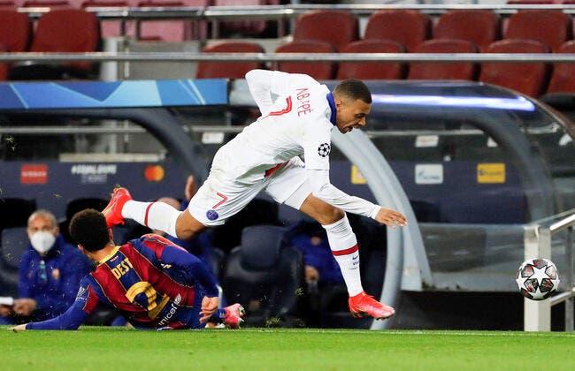 PSG : Neymar hallucine devant le show Kylian Mbappé