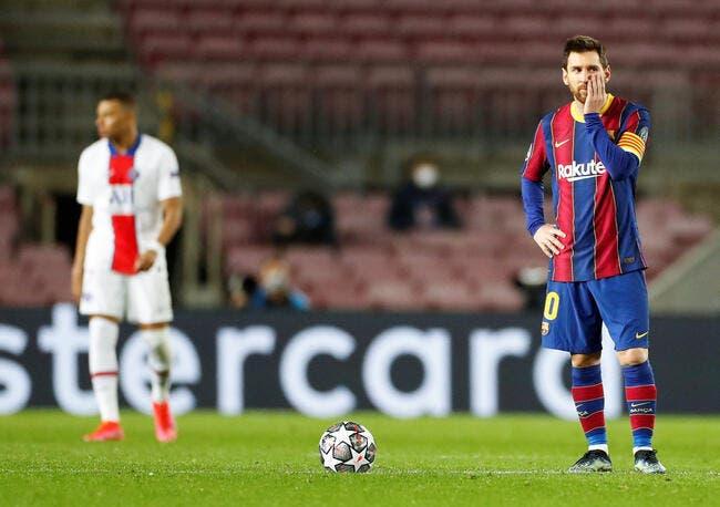 Barcelone : Lionel Messi, le PSG et le divorce ?