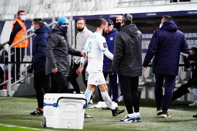 L1 : Benedetto suspendu 3 matchs !