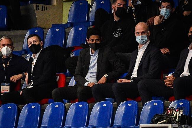 Barça-PSG : Le coup de sang d'Al-Khelaïfi en plein match