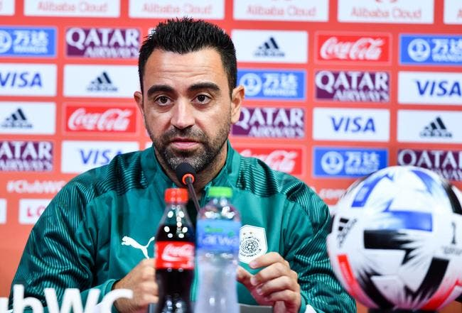 Barça :Xavi l'annonce, ça va être son heure