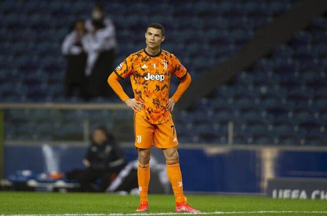 Ita : Un but par match, Cristiano Ronaldo ne le fait pas rêver