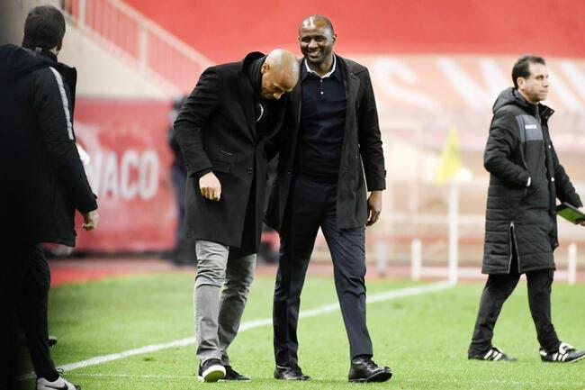 PL : Vieira vs Henry, ça se bat en D2 anglaise