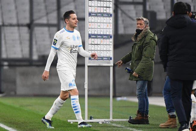 OM : Thauvin absent du groupe contre Nantes, la raison est connue
