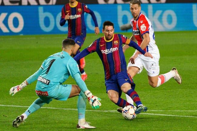 PSG : 430 ME, le prix de Messi en chute