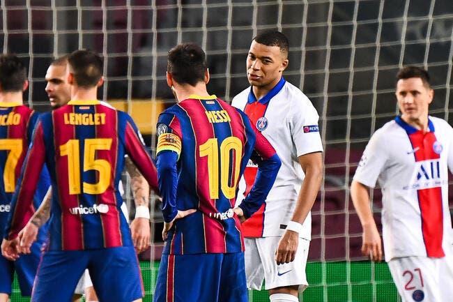 Esp : Messi avec Griezmann et Dembélé, un scandale