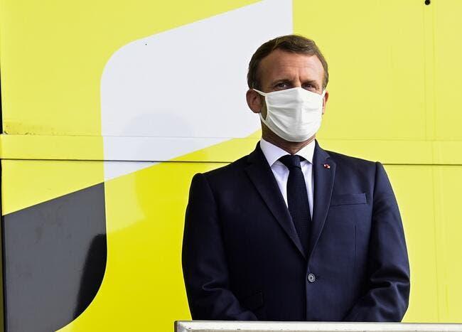TV : Macron décisif dans l'accord LFP-Canal + ?