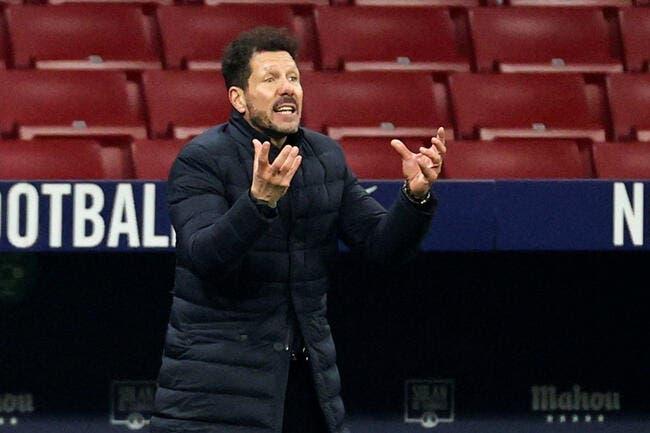 Esp : L'Atlético Madrid perd encore !