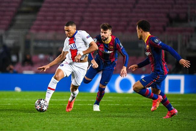 Esp : Menace sur le Barça, le PSG a tout dynamité