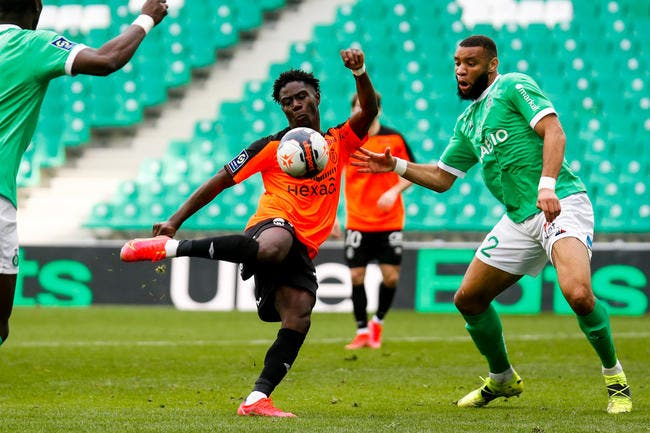 L1 : St-Etienne arrache un point contre Reims