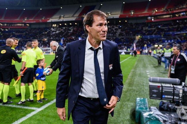 OL: Chambreur à Brest, Rudi Garcia énerve