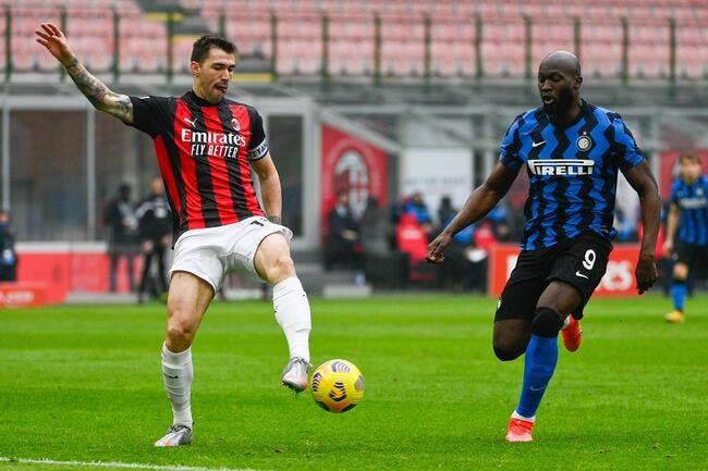 Ita : L'Inter écrase l'AC Milan 3-0 !