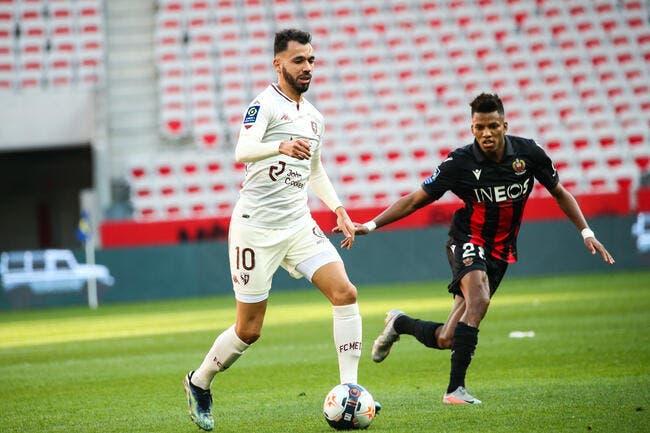 L1 : Metz et Lens doublent l'OM et Rennes