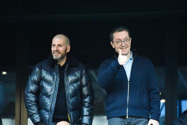 OM : Eyraud va quitter Marseille, il n'a plus le choix