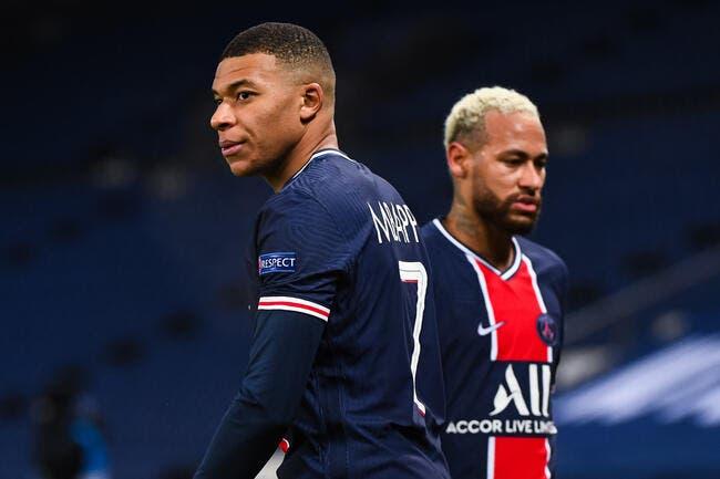 PSG : Mbappé ou Neymar, le Qatar doit choisir