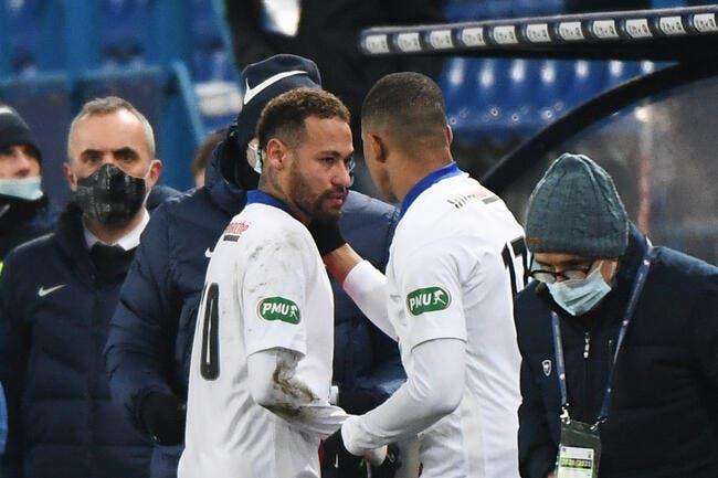 PSG : Entre Mbappé et Messi, Neymar a choisi