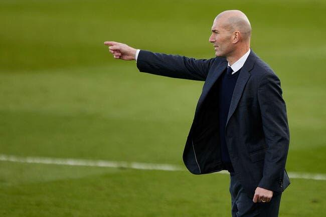 Real : Zidane et la Juventus, contact établi ?