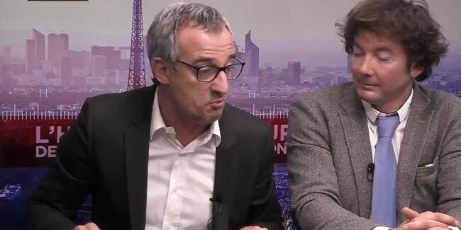 TV : Praud, Ménès, Bolloré...Sébastien Thoen est énorme !
