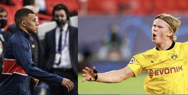 Barça : Mbappé et Haaland, un candidat a l'argent !