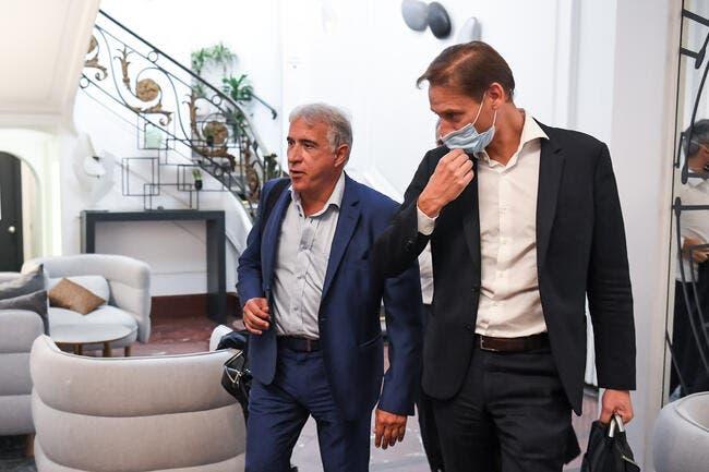 ASSE : Caïazzo rêve d'un cadeau signé Macron