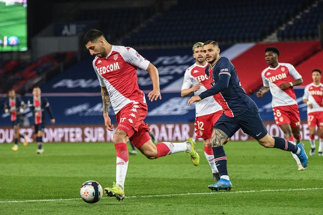 LdC : Monaco trolle le Barça sur le PSG