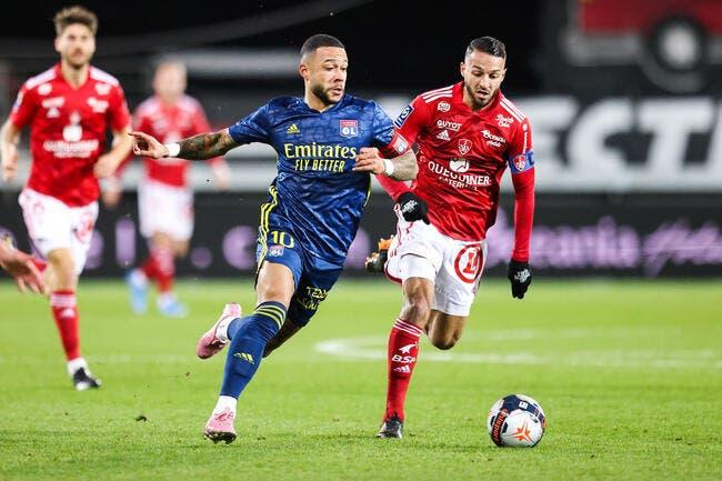OL : Depay réclame 5ME pour rester à Lyon
