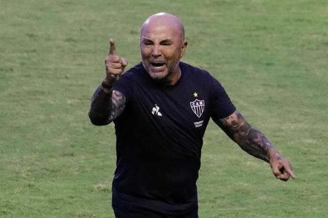 OM : Jorge Sampaoli officialise son départ de l'Atlético Mineiro !
