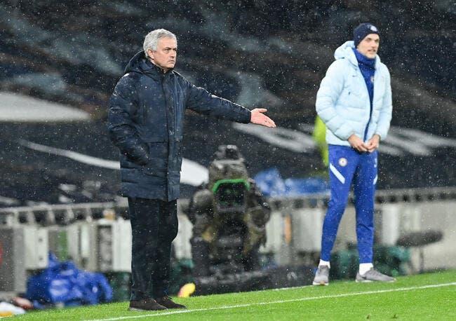 Ang : Mourinho et Tottenham, ça chauffe déjà