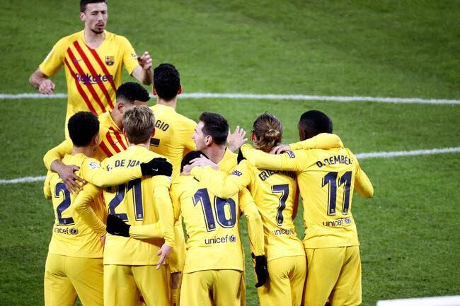 Barça : Messi peut filer, les intransférables dévoilés