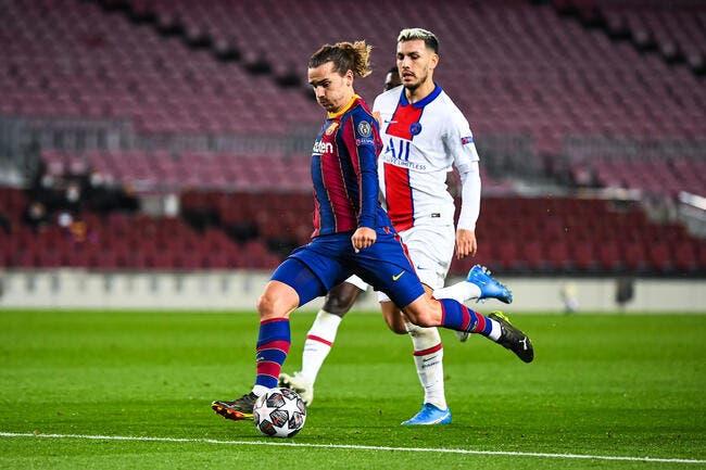 Esp : Griezmann au Barça, l'erreur XXL
